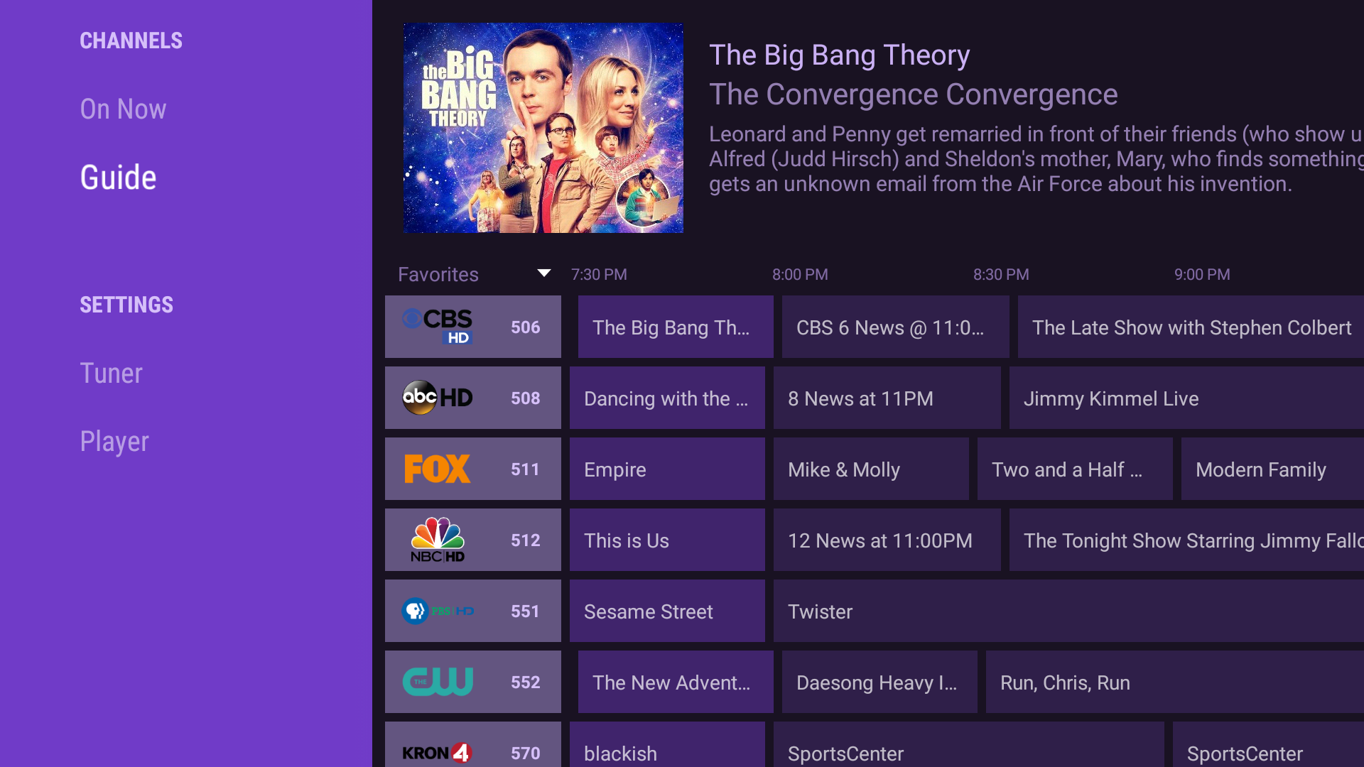 NEW: Channels for Android TV - Android - Channels Community