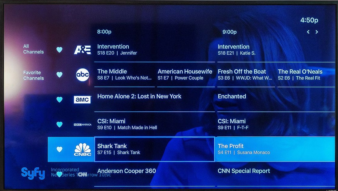 Feature Request - Guide overlay live tv - Feature Requests